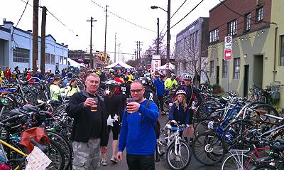 Bikes In Portland Portland Bikes Beer