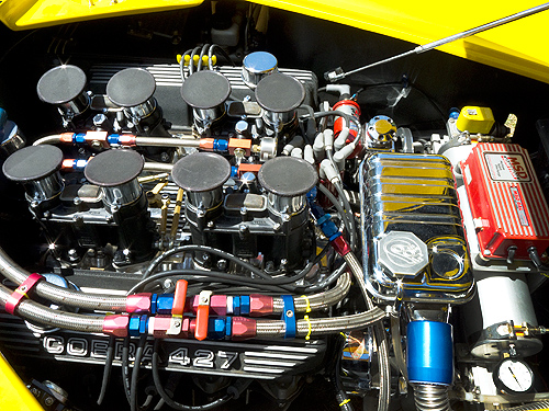 North bonneville car show here are a few other engines you dont see every day how about this classic chevrolet small block v8 one of the best internal combustion engines ever made sciox Choice Image
