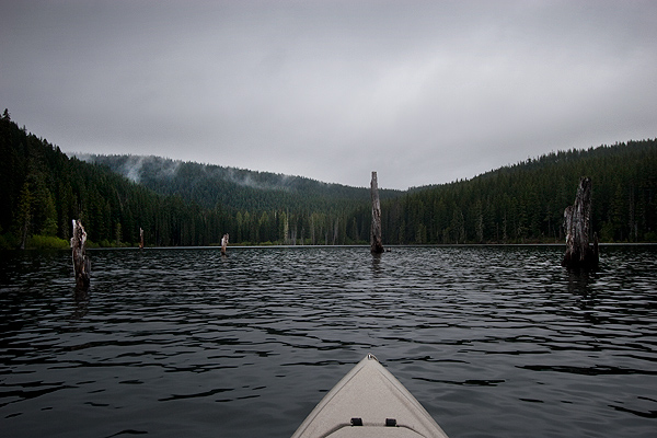 Goose Lake Wa Kayak Fishing a...