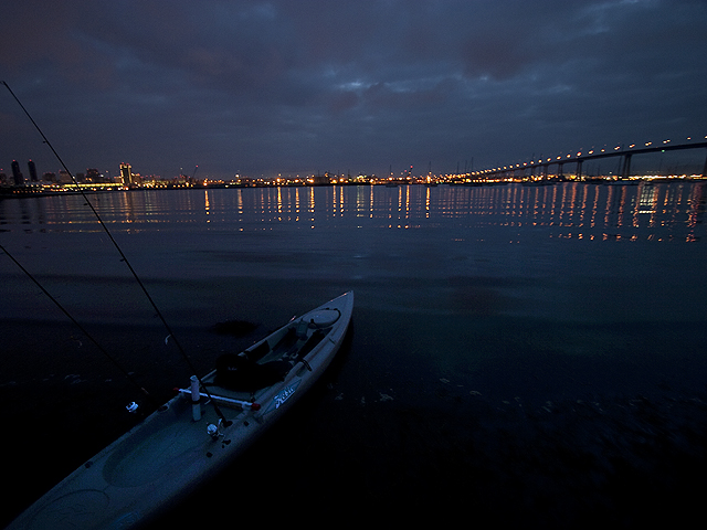 Click HERE for Kayak Fishing on San Diego Bay at Tidelands video