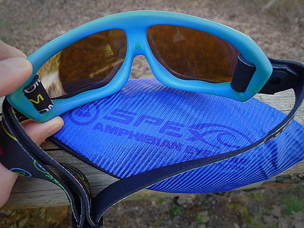 Amphibian USA Spex eyewear