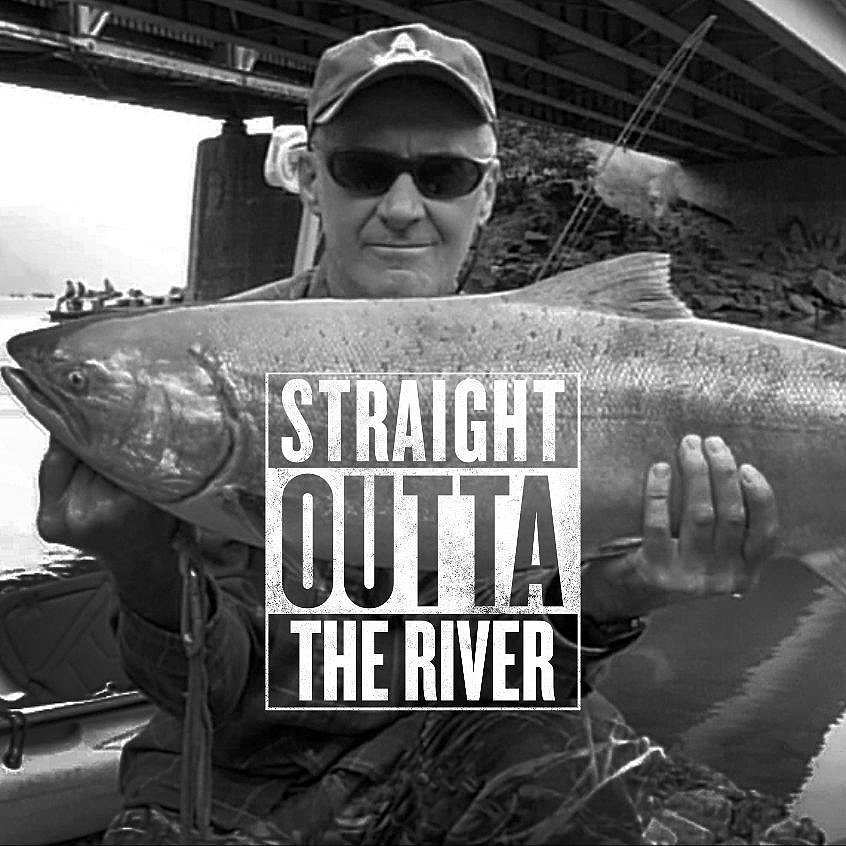 Straight outta the river