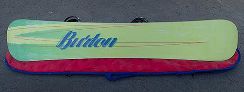 Burton Supermodel 174