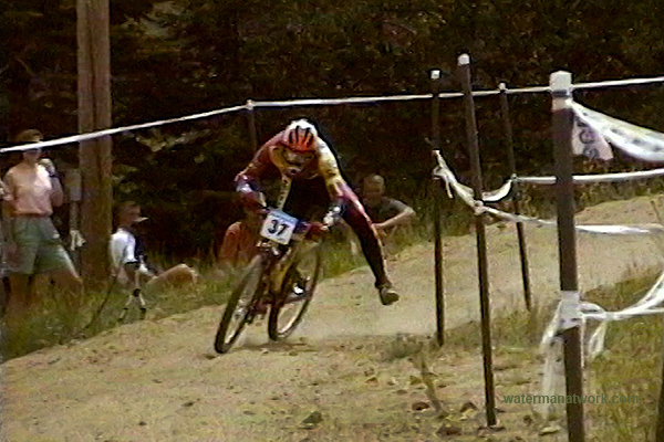 John Tomac-1995 Grundig World Cup-Big Bear CA