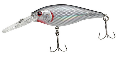 Berkley Flicker Shad crankbait for smallmouth bass