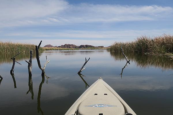 Taylor Lake, Picacho, CA