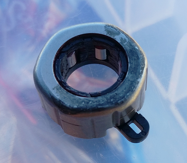 Dawia roller clutch anti-reverse not working