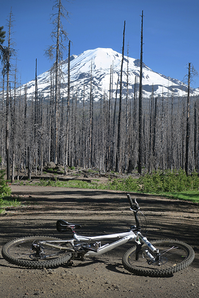 Mt. Adams in central Washington