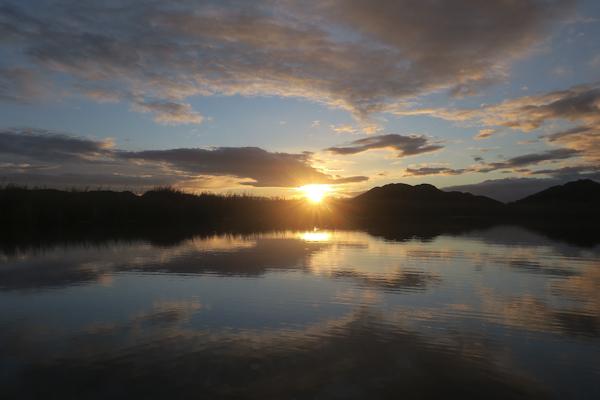 Colorado River sunrise 12-10-20