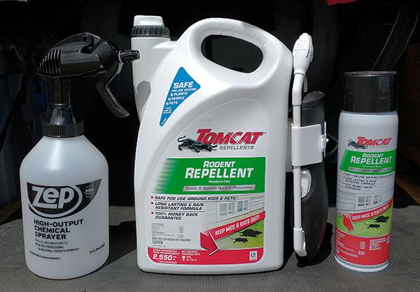 Tomcat Rodent Repellent